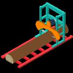 Maszyny i urządzenia do drewna opałowego