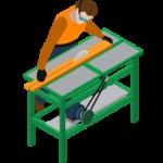 Maszyny i narzędzia do obróbki drewna